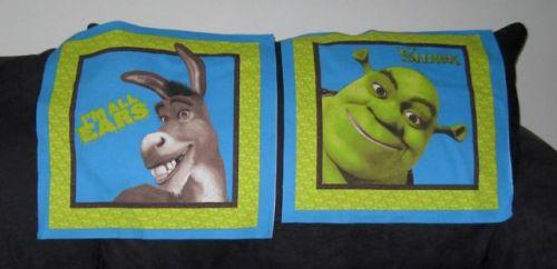 Shrek panel